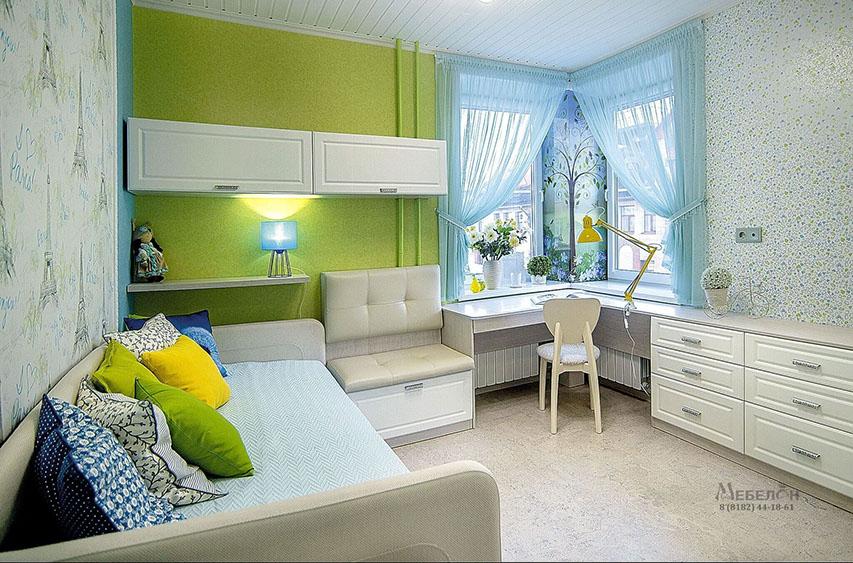 Мебель для детской на заказ в Архангельске