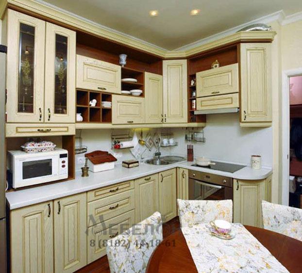 Кухня для квартиры 93 серии