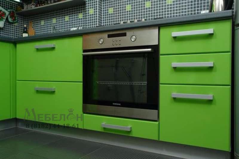 Кухня для 93 серии в стиле Модерн