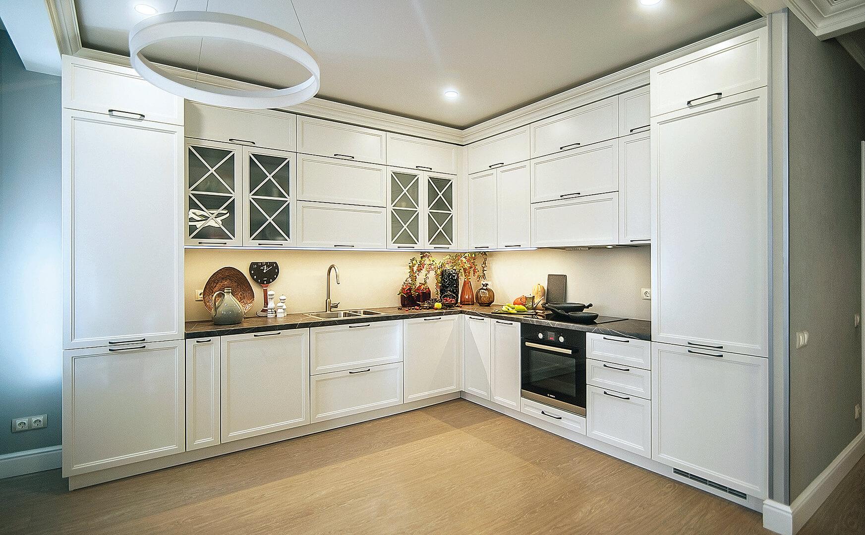 Кухня «все-под-рукой»