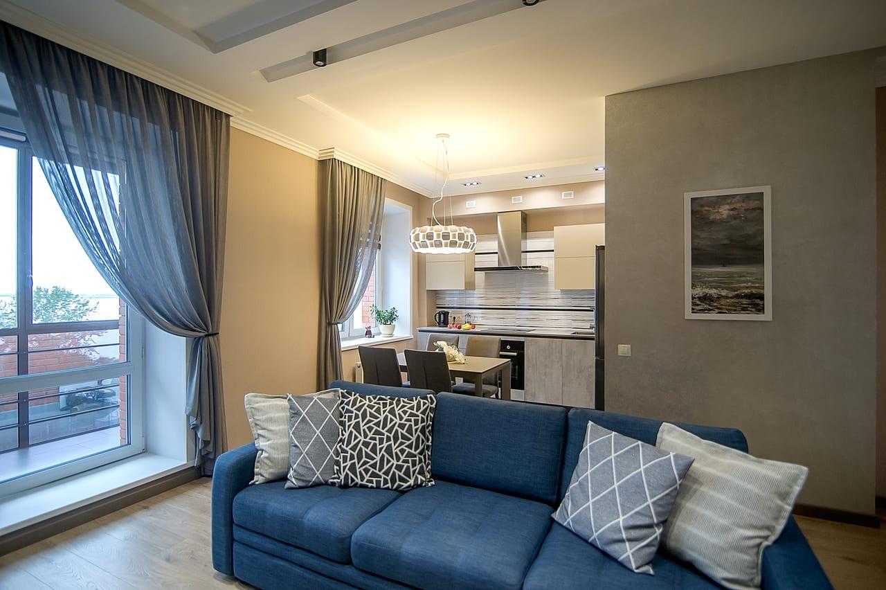 Квартира совместная работа с дизайнером-архитектором Кристиной Сухих